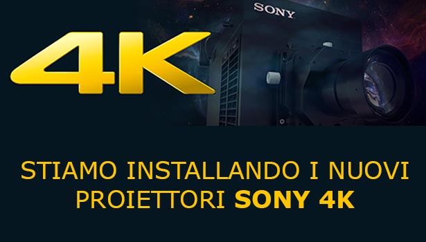 SONY DIGITAL CINEMA 4K